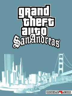 GTA San Andreas 3d Java Game - Download for free on PHONEKY