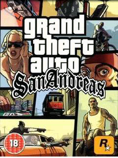 Grand Theft Auto San Andreas 240x320 Java Game - Download