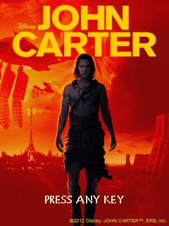 John Carter Java Game - Download for free on PHONEKY