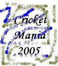Cricket Mania 2005