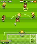 Euro Football (240x320) , multijugador