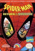 Spiderman El regreso de los seis siniestros