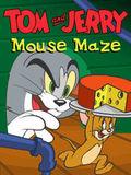 Tom Ve Jerry Fare Labirent