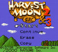 Harvest Moon 2 And 3 (Multiscreen)