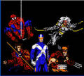 Spider-Man And The X-Men In Arcades Reve
