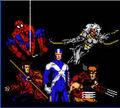 Spider-Man y los X-Men en Arcades Reve