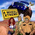 4 Wheel Xtreme 3D (240x320)