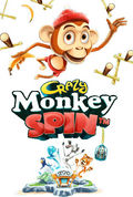Crazy Monkey Spin (Touch)