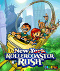New York Roller Coaster Rush (240x320)