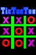 Diversión móvil de Tic Tac Toe