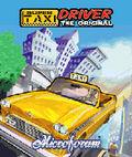 Süper Taksi Sürücüsü - Orijinal