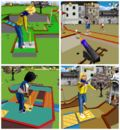 Mini Golf Castle 3D