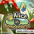 Alice In Bomberland 240x320 Full version