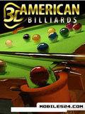 3D Ultimate American Billiards (240x320)