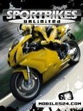 Sportbikes Unlimited 3D (240x320)