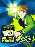Ben 10 Alien Force : Break In And Bust