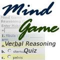 Mind Game - Verbal Reasoning Quiz