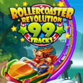 Rollercoaster Revolution 99 Tracks Touch
