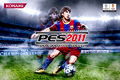 Konami Soccer Game Or PES 201