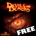 Devils And Demons HTC 320x480