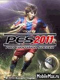 Pro Evolution Soccer 2011 240x400