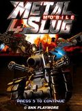 Metal Slug 4 Mobile 320x240