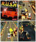 Rush Ex 3D Fullscreen 240x400
