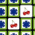 Casino Pairs Memory Game