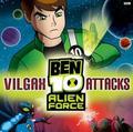 Ben10 Alien Force vilgax Màn hình cảm ứng