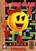 Màn hình cảm ứng của cô Pacman
