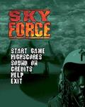 Sky Force Touchscreen