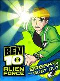 Ben 10 Alien Force Break In Dan Bust Out