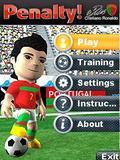Ronaldo Penalty Touchscreen
