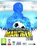 Championship Manager 2010 Touchscreen