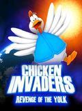 Tavuk Invaders Özel Baskı Dokunuşu