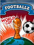 Footballz Worldcup Touchscreen