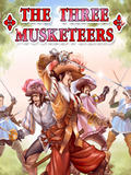 The Three Musketeers Fly 240x320