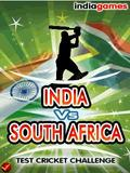 Ấn Độ vs Southafrica Kiểm tra Cricket Touch