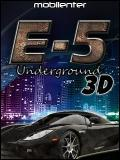 E5 Underground Racing 240x400