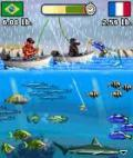 Fishing Off Hook 240x320 Touchscreen