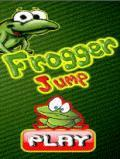 Frogger Jump 240x320 touchscreen.jar