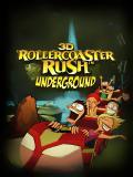 Achterbahn Rush Underground 3D (360640)