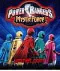 Power Rangers Mystic Force 320x240 v2.0 0 S60v3
