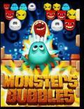 Monster Bubbles 240x320