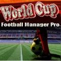 240x400 Football Manager Pro : World Cup