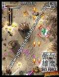 skyforce game for java phone