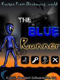 O corredor azul