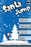 Santa Jump 320x240