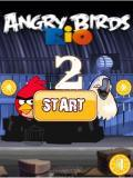 Angry Birds Rio (New Level)