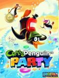 Crazy Penguin Party 240x400 tela cheia